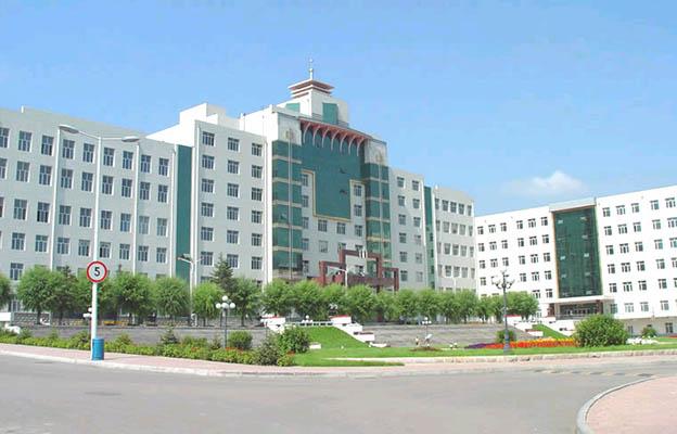 牡丹江医学院校园风光4