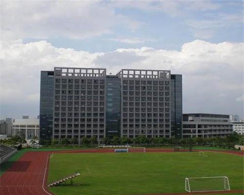 绍兴文理学院校园风光5