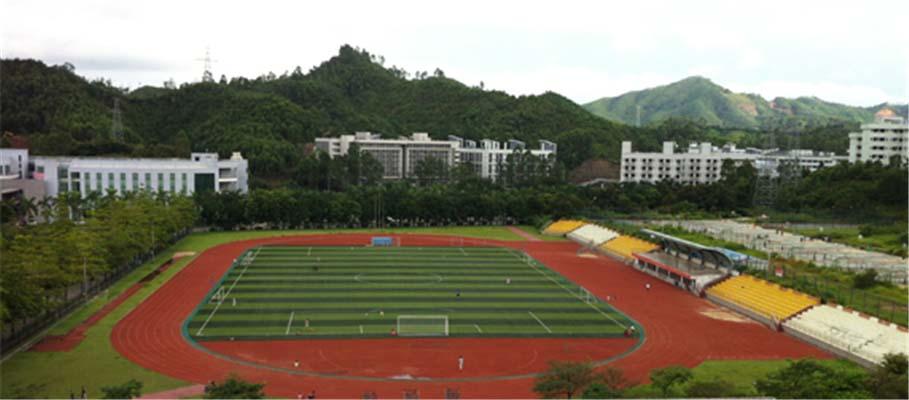 惠州学院校园风光