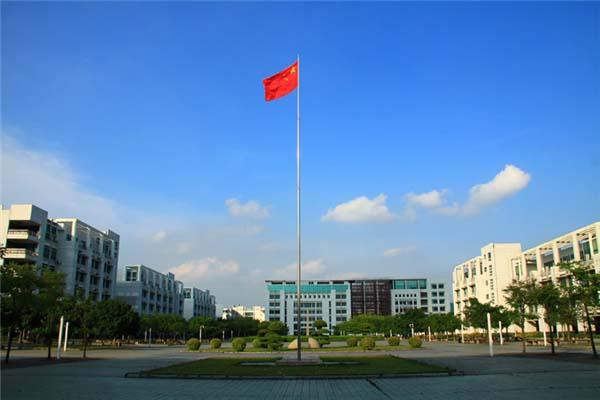 顺德职业技术学院(顺德市外)校园风光