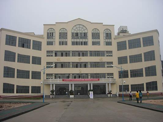 武汉工商学院校园风光2